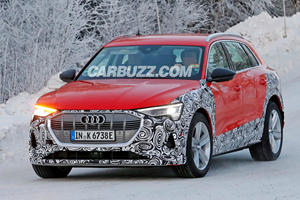 Is This Audi e-tron Prototype Packing More Power?