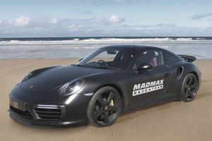 This 1,200 HP Porsche 911 Could Set A Unique Speed Record