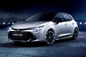Toyota Corolla Hatchback Gets The GR Sport Treatment