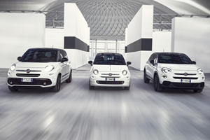 Fiat Celebrates 120th Anniversary With Special 500 Models