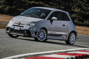 Abarth Celebrates 70th Birthday With Hardcore Models