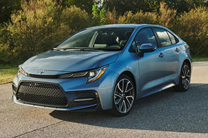 Here's How Much The 2020 Toyota Corolla Sedan Will Cost