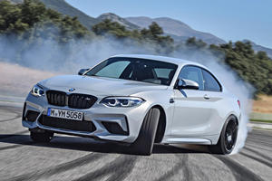 Hardcore BMW M2 CS Could Be More Powerful Than We Thought
