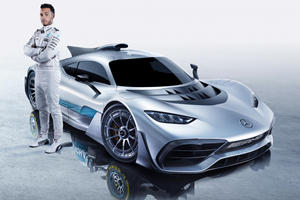 Lewis Hamilton Wants To Create A More Powerful Mercedes-AMG One
