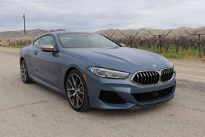 2019 BMW 8 Series Coupe First Drive Review: Who Needs An M?