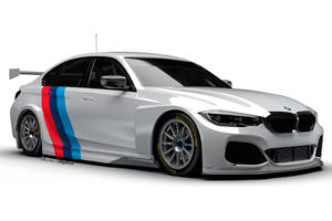 New BMW 3 Series Makes For One Awesome-Looking Racer