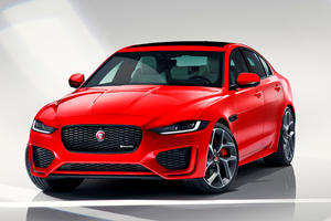 2020 Jaguar XE Looks Great But Loses V6