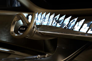 Kia's New Electric Concept Has 21 Screens On The Dashboard