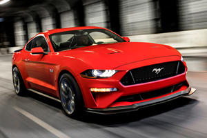 Mexican Strikers Forced Ford To Use Fake Mustang Steering Wheels