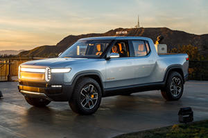 Rivian Testing EV Truck Prototypes Disguised As Ford F-150s