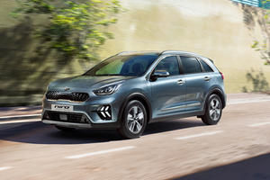 2019 Kia Niro No Longer Looks Completely Boring