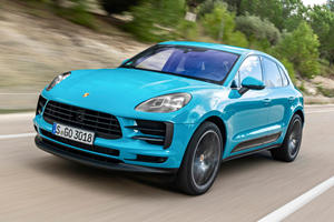 There's Still Life Left In Gasoline-Powered Porsche Macan