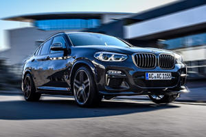 BMW X4 Gets A Sporty Makeover And More Power