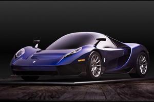 New Glickenhaus Track Car Will Have 900 Horsepower