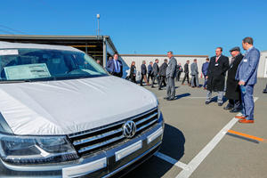Volkswagen Has A Plan To Stop Delivery Delays In The US