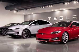 You Can Now Buy A New Tesla In One Minute