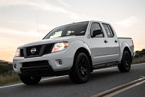 New Nissan Frontier Finally Coming To Battle Ford Ranger