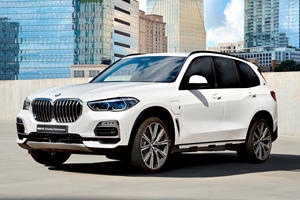 BMW X3 And X5 Finally Get The Plug-In Hybrid Treatment