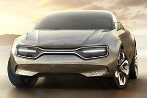 Imagine Concept Provides Glimpse Into Kia's Electric Future
