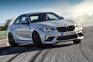 Track-Only BMW M2 Will Allegedly Pack 470 HP