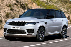 Range Rover Sport Gets New Engine