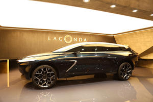 Say Hello To The All-Electric Lagonda All-Terrain Concept