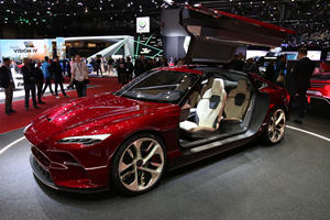 Italdesign DaVinci Electric GT Celebrates 500 Years Of Genius