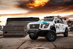 Nissan Titan XD Transforms Into Ultimate Work Truck