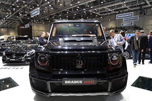 Brabus 800 Widestar Makes Us Forget All About The AMG G65