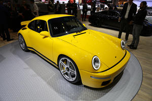RUF CTR Lands In Geneva With $793,000 Price Tag