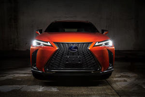 2019 Lexus UX Hybrid Test Drive Review: Small Crossover, Big Style