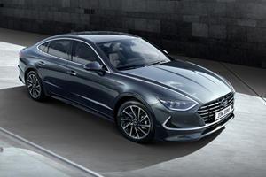 2020 Hyundai Sonata Revealed With Sleek New Design