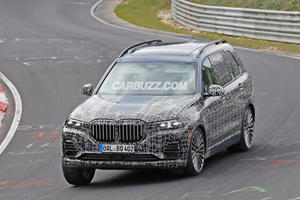 Alpina Wants 600-Horsepower BMW X7 In The US