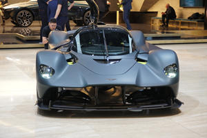 Aston Martin Valkyrie's V12 Weighs Less Than A V8