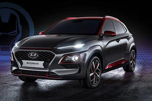 Hyundai Kona Iron Man Edition Pricing Announced