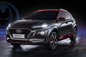 Hyundai Kona Iron Man Edition Pricing Announced