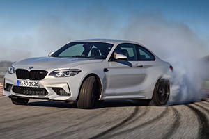 BMW Working Towards Electric M5
