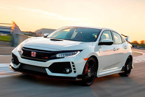 Next Generation Honda Civic Type R Could Be Radically Different