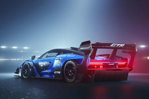 Meet The McLaren Senna GTR: McLaren's Most Extreme Track Car Ever