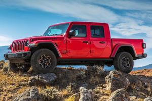 Jeep Has Big Plans To Take The Gladiator Global