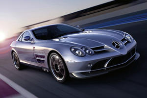 Is The Mighty Mercedes-Benz SLR Making A Comeback?