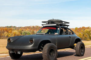 Crazy Offroading Porsche Built For The Apocalypse
