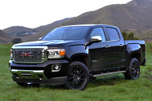 2019 GMC Canyon Denali Test Drive Review: A Luxurious Look Into A Body-On-Frame Past