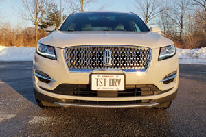 2019 Lincoln MKC Test Drive Review: Understated Luxury