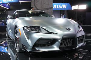 Toyota Wants You To Come To SEMA With Some Crazy Supras