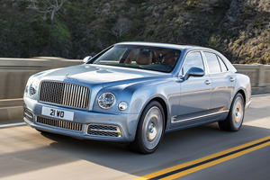 Bentley Recalls Its Obscure Flagship Limousine