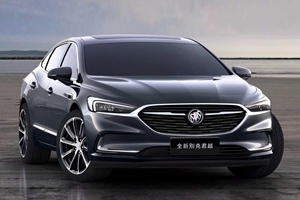 Buick LaCrosse Gets A Handsome Facelift
