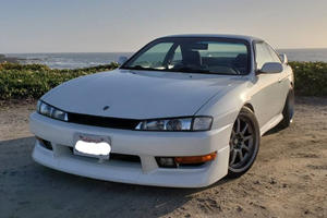 Weekly Craigslist Hidden Treasure: 1997 Nissan 240SX