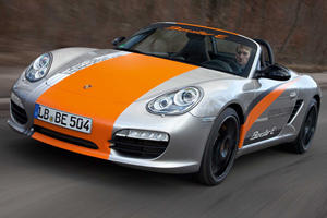 Fully Electric Porsche Boxster Could Be Coming