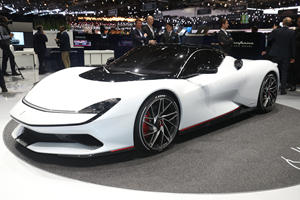 1,900-HP Pininfarina Battista Inspired By Famous Ferrari